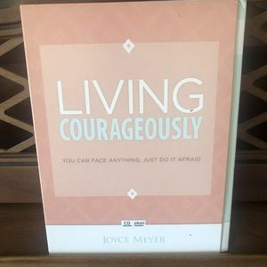 Living Courageously By Joyce Meyer